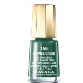 LACA DE UÑAS 155-BRONZE GREEN MAVALA, 5ml