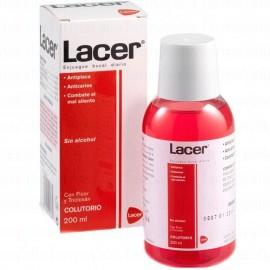 COLUTORIO LACER ANTICARIES, 200ml