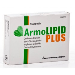 ARMOLIPID PLUS ROTTAPHARM, 20COMPRIMIDOS