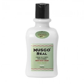 MUSGO REAL CREMA CORPORAL LIME BASIL, 300ml
