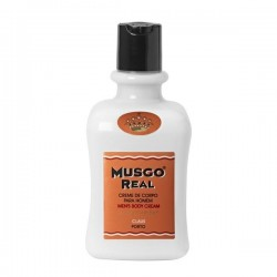 MUSGO REAL CREMA CORPORAL ORANGE AMBER, 300ml