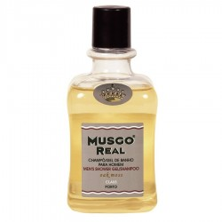 MUSGO REAL GEL DE DUCHA & CHAMPÚ OAK MOSS, 300ml