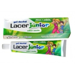 GEL LACER JUNIOR MENTA 75ml