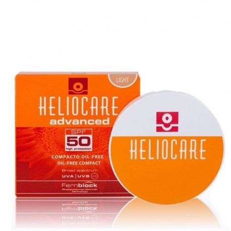 HELIOCARE COMPACTO OIL-FREE SPF50 LIGHT, 10gr