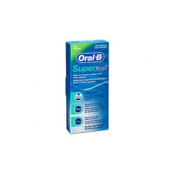 ORAL-B SEDA SUPER FLOSS