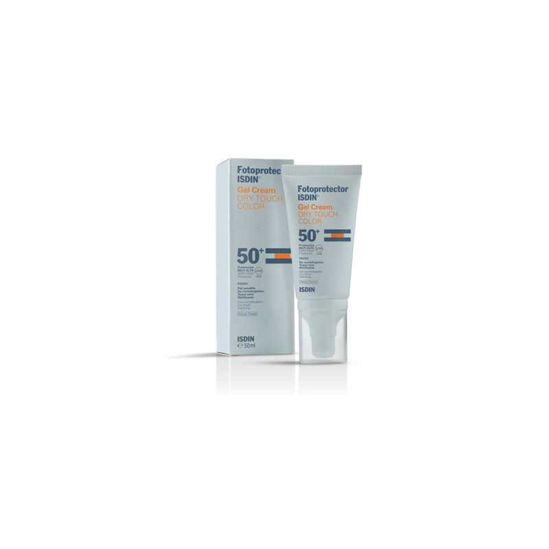 FOTOPROTECTOR GEL CREAM DRY TOUCH ISDIN 50ml
