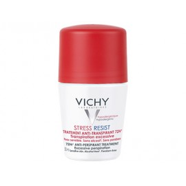 STRESS RESIST TRATAMIENTO INTENSIVO ANTI-TRANSPIRANTE 72H VICHY, 50ml