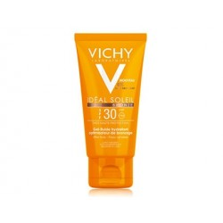IDÉAL SOLEIL BRONZE GEL-FLUIDO HIDRATANTE OPTIMIZADOR DEL BRONCEADO SPF30 VICHY 50ML + REGALO IDÉAL SOLEIL AFTER SUN 100ML