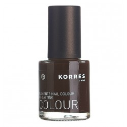 ESMALTE DE UÑAS DARK BROWN 69 KORRES 11ML