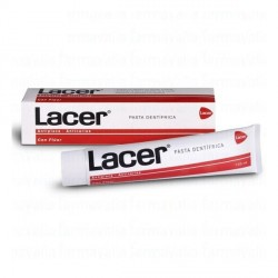 PASTA LACER ANTICARIES 125ml + REGALO PASTA LACER 25ML