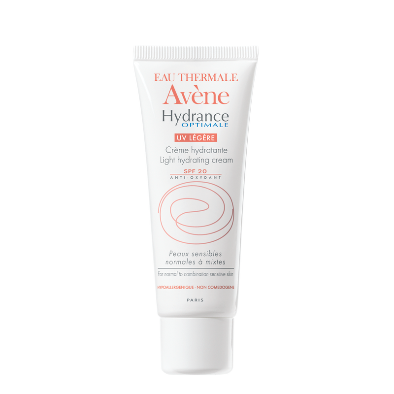 AVÈNE HYDRANCE OPTIMALE CREMA LIGERA SPF20, 40ml + REGALO LOCIÓN MICELAR 50ML
