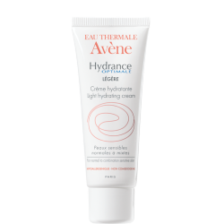 AVÈNE HYDRANCE OPTIMALE CREMA LIGERA, 40ml