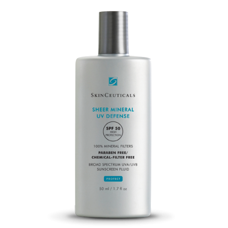 SHEER MINERAL UV DEFENSE SPF50 SKINCEUTICALS, 50ml