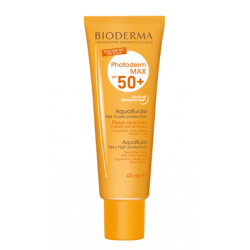 BIODERMA PHOTODERM MAX AQUAFLUIDO INCOLORO, 40ML