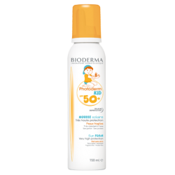 BIODERMA PHOTODERM KID MOUSSE SPF50,150ML
