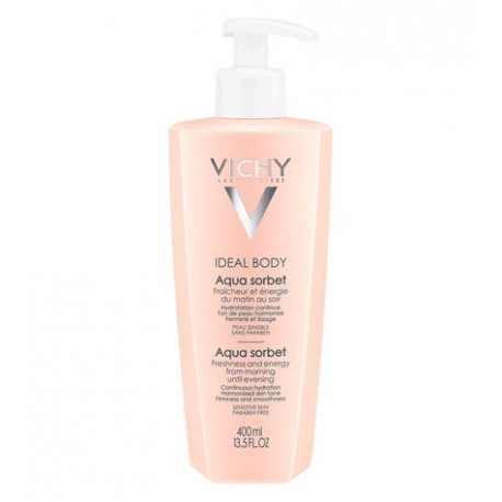 VICHY IDEAL BODY AQUA SORBET, 400ML