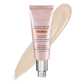 BY TERRY CELLULAROSE MOISTURIZING CC CREAM TONO 01 NUDE , 40Grs