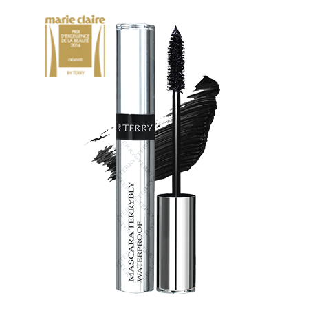 BY TERRY MASCARA TERRYBLY WATERPROOF 01- BLACK 8Grs