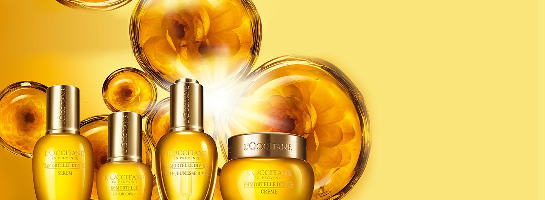 Cremas L'Occitane - Cosmética natural de lujo